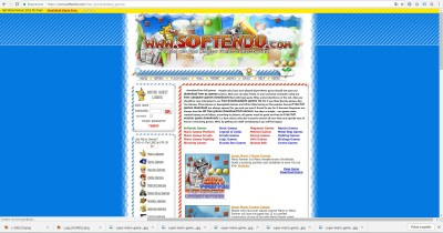 Softendo Old Web Page History
