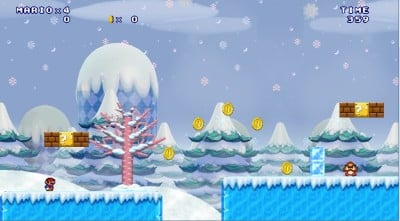 Snow World Demo 1