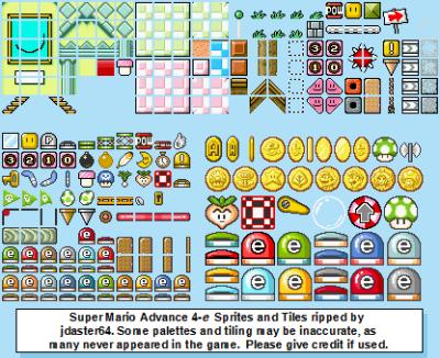 Mario Block And Tiles 2
